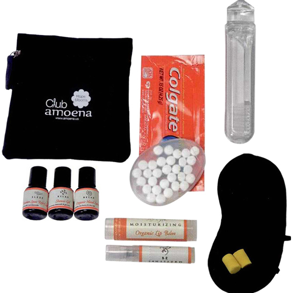 Promotional Little Black Travel Pack