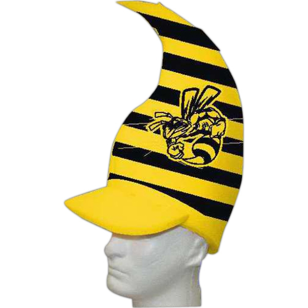 Imprinted Foam Stinger Hat