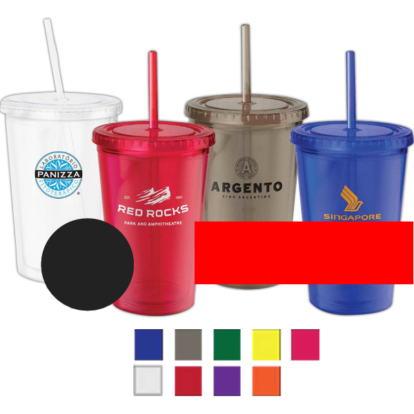 Printed 18 oz. Eco Friendly To Go Cup