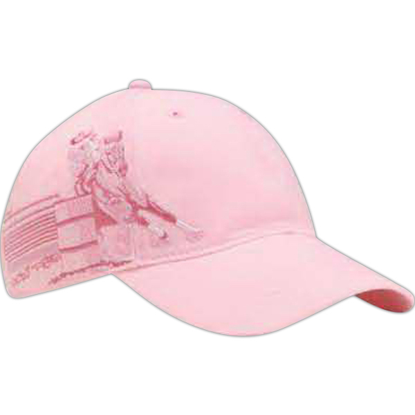 Imprinted Dri Duck Ladies' Barrel Racing Cap