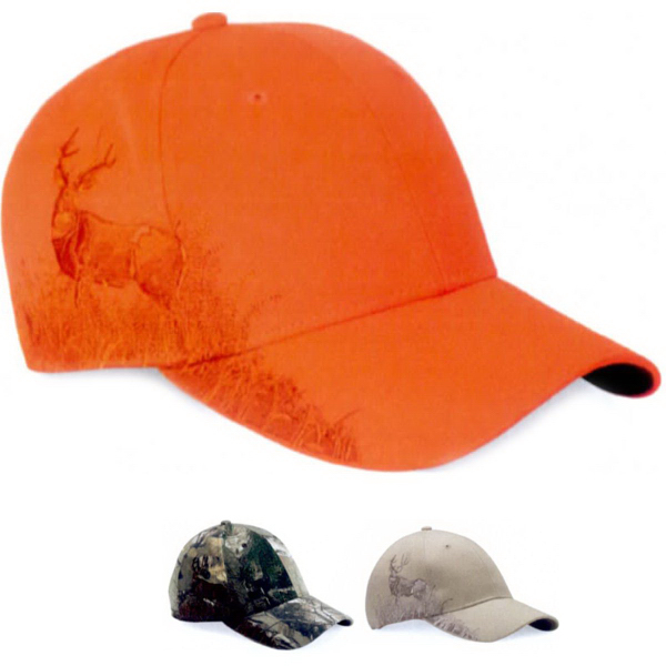 Custom DRI DUCK Wildlife Series Cap