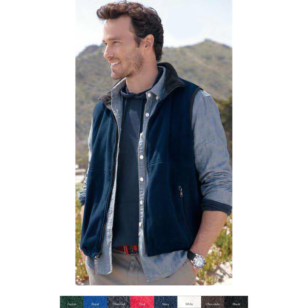 Custom Colorado Clothing Classic Fleece Vest