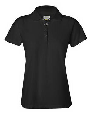 Custom IZOD Ladies' Performance Pique Sport Shirt with Snaps