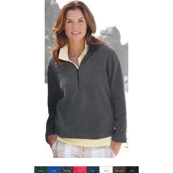 Custom Colorado Clothing Ladies' Classic Fleece Pullover