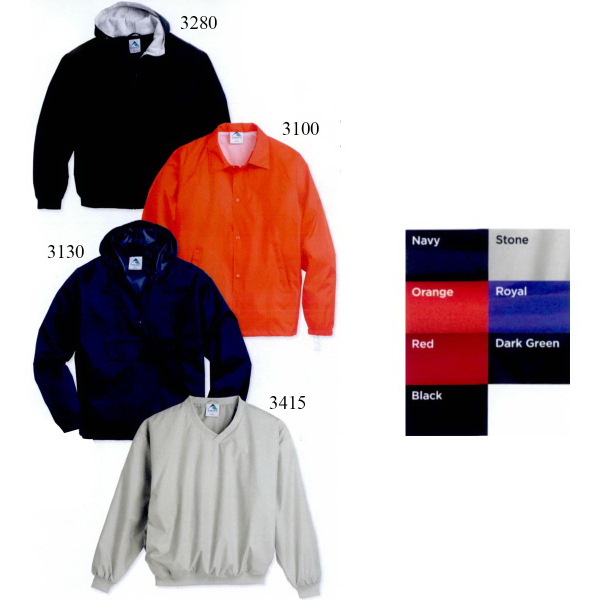 Custom Augusta Sportswear (R) Packable 1/2 Zip Pullover