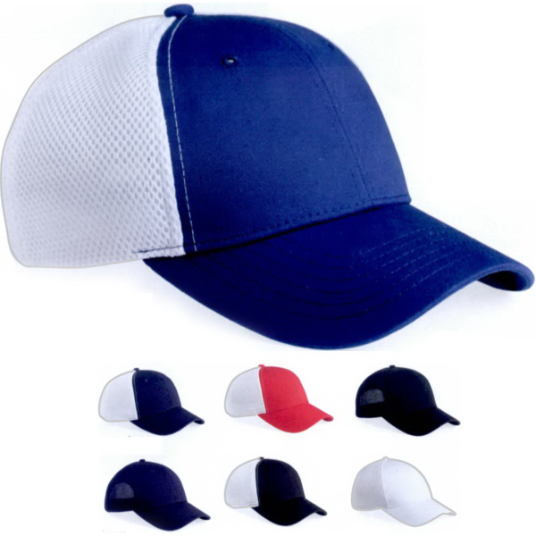 Personalized Sportsman Spacer Mesh Cap