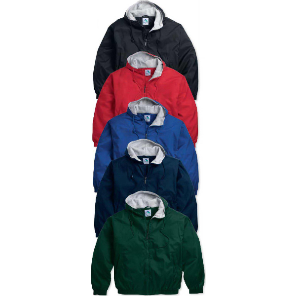 Personalized Augusta Sportswear (R) Hooded Fleece Jacket