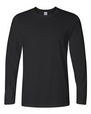 Custom Gildan (R) Softstyle Long Sleeve T-shirt
