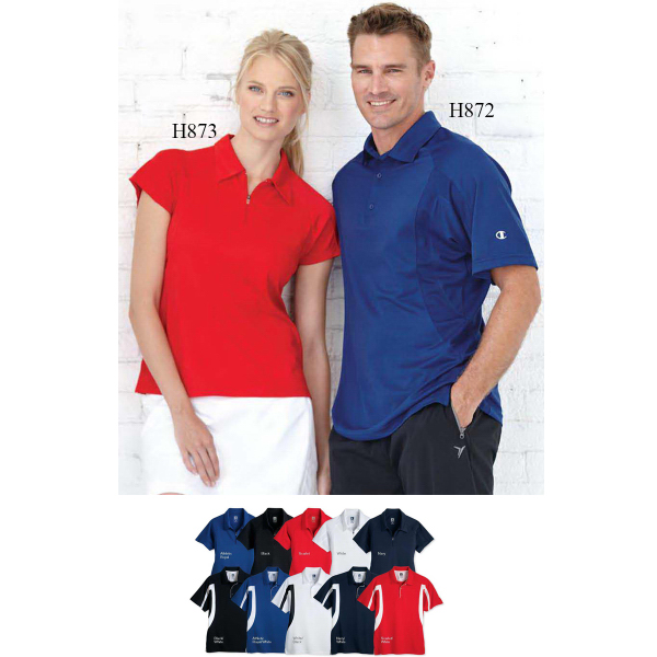 Promotional Champion (R) Ladies' Double Dry (R) Performance Sport Shirt