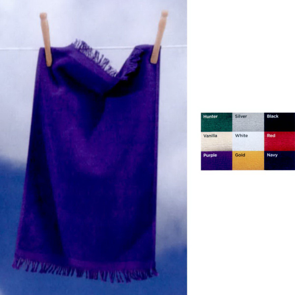 Customized Towels Plus (R) by Anvil Fringed Spirit Towel