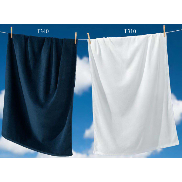 Customized Towels Plus (R) by Anvil Mid Weight Beach Towel