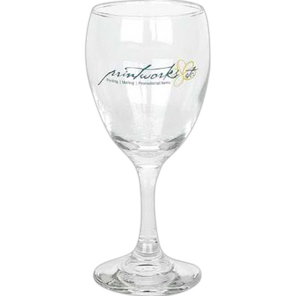 Promotional 10 oz. Bacaro Wine Glass