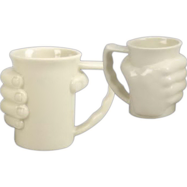 Promotional 17 oz. Hand Grip Mug
