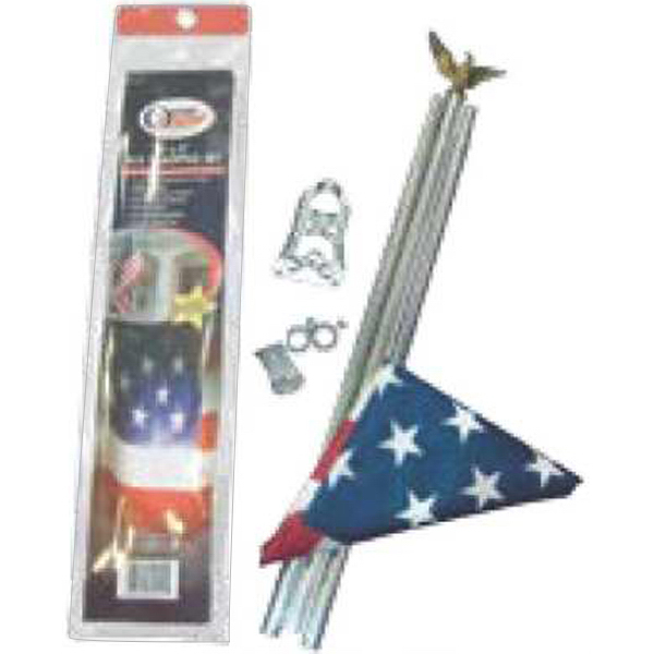 Customized Promotional U.S. Flag Kit