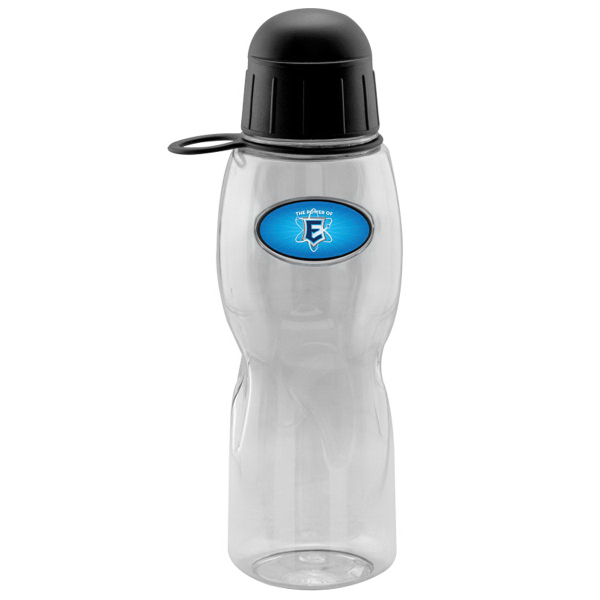 Imprinted Easy Grip Sports Bottle
