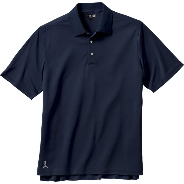 Imprinted Ping (R) Men's Albatross Polo