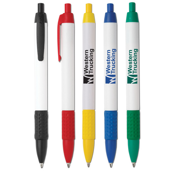 Promotional Monarch gripper pen