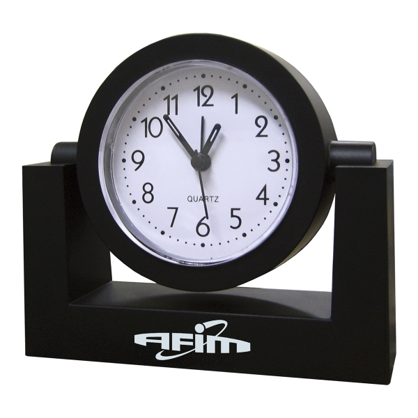 Customized Swivel Alarm Clock