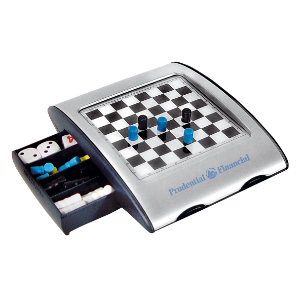 Personalized 7-in-1 Travel Game Set