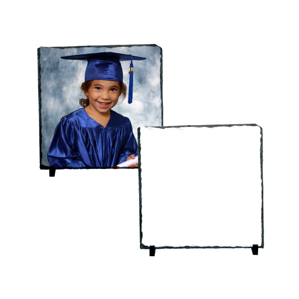 "Promotional Photo Slate - Large Square (11.7"" x 11.7"")"
