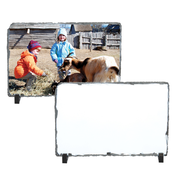 "Promotional Photo Slate - Large Rectangle (7.2"" x 11.7"")"