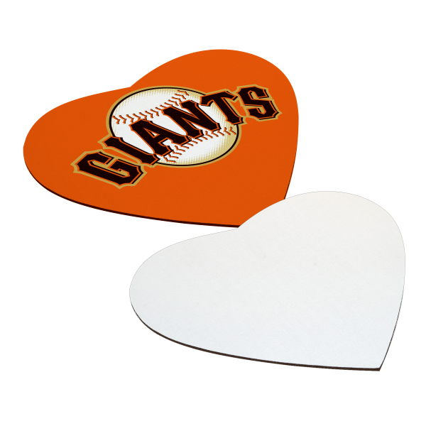 Custom Photo Mouse Pad - 3mmHeart
