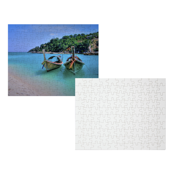 "Personalized Photo Jigsaw Puzzle (7.5"" x 9.5"" 110 Piece)"