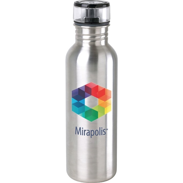 Customized 25 oz Stainless Steel Water Bottle