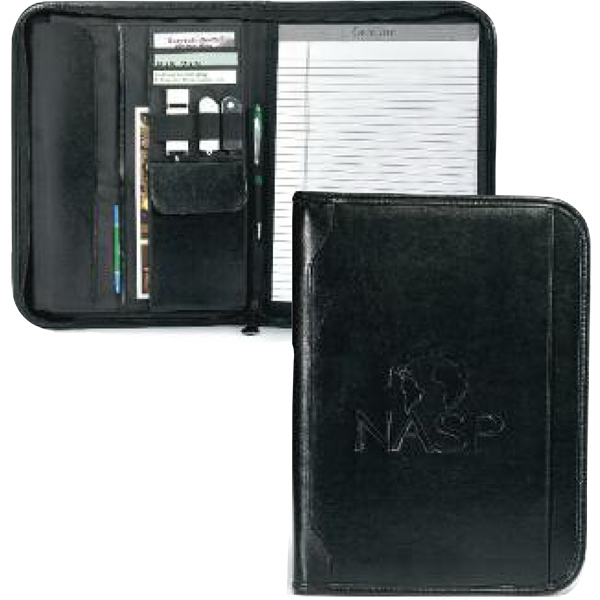 Custom Vintage Leather E-Padfolio