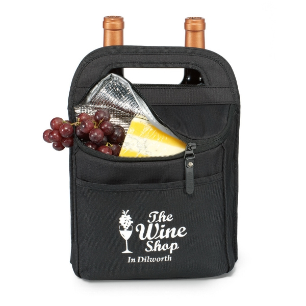 Customized Epicurean Wine & Cheese Kit