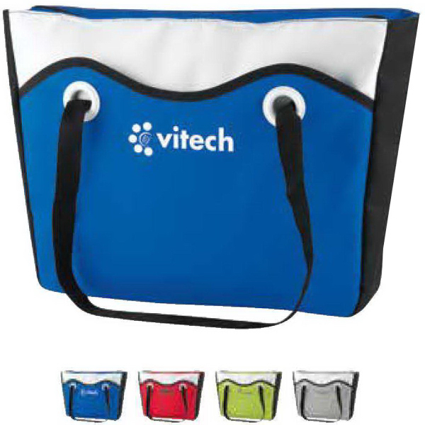 Customized Color Me Travel Cooler Tote