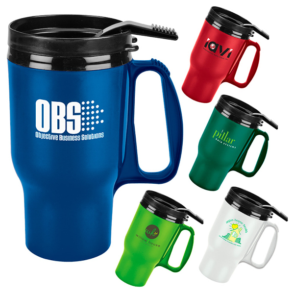 Imprinted Tailored Lightweight Travel Mug