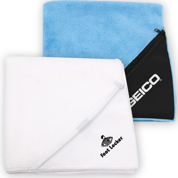 Personalized Microfiber Fitness Towel
