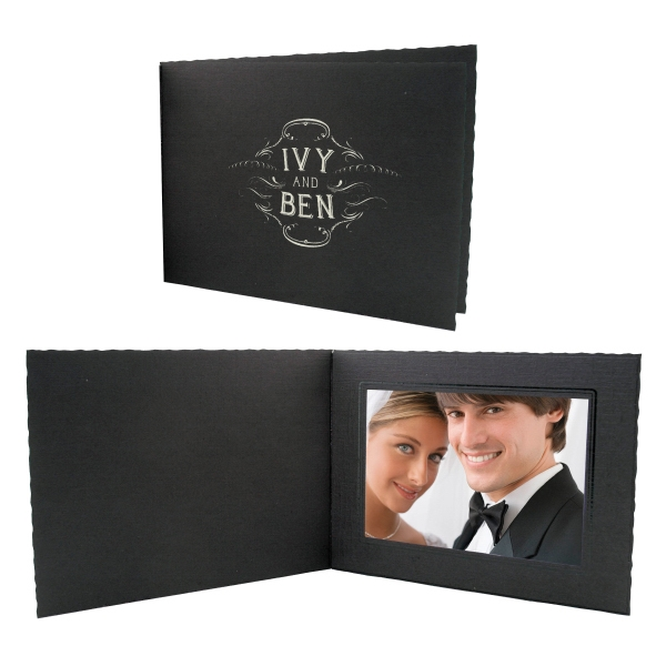 Imprinted Photo Mount