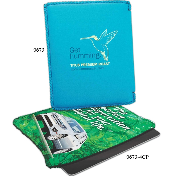 Imprinted Neoprene iPad Sleeve