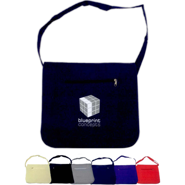 Promotional Recyclable messenger bag