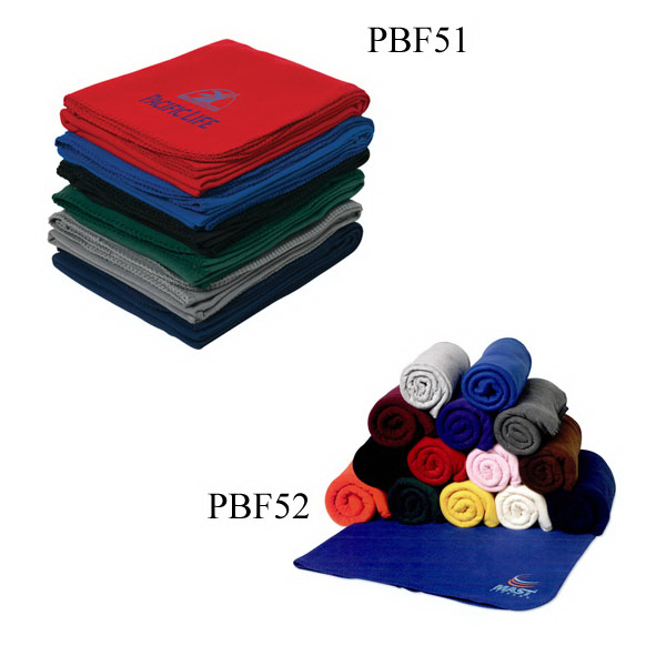 Promotional Econo Fleece Blanket