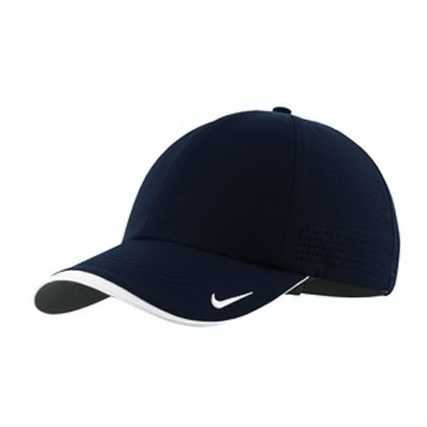 Custom Nike Golf Dri Fit Swoosh Perforated Cap
