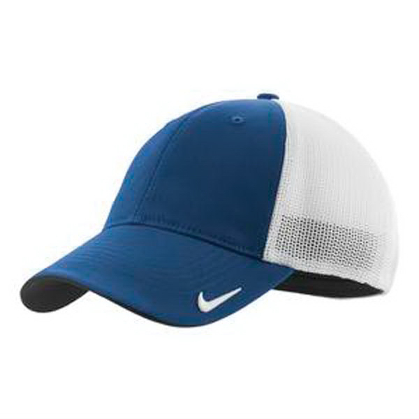 Imprinted Nike Golf (R) Mesh Back Cap