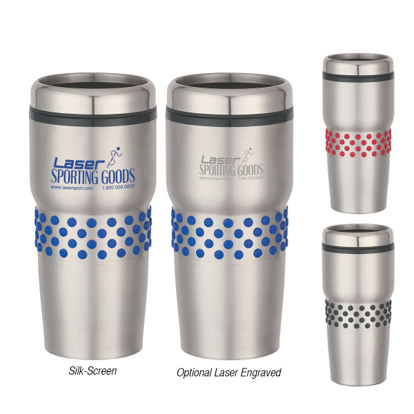 Customized 16 oz. Stainless Steel Double Wall Tumbler