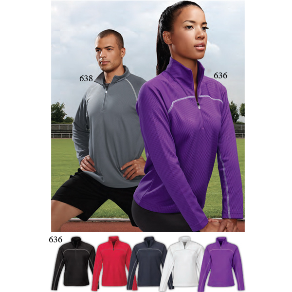 Customized Rhythm - Women's Moisture Wicking Pullover Shirt