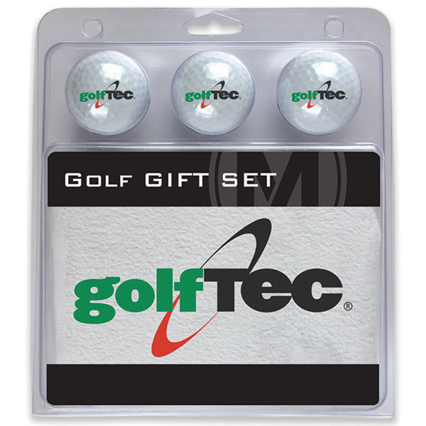 Imprinted Golf Gift Box