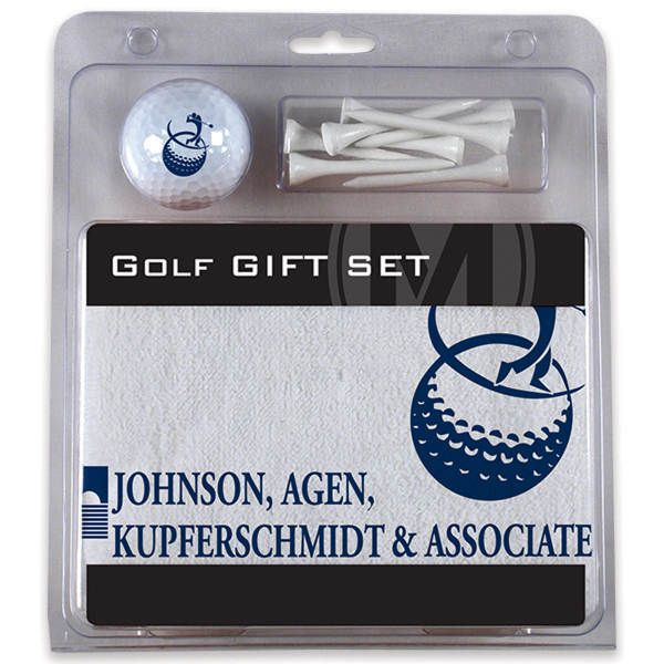 Printed Hole in One Gift Set