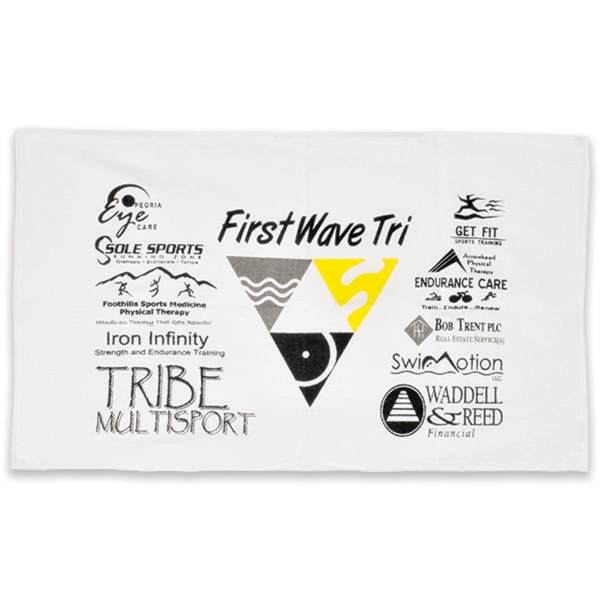 Printed Active Lifestyle Towel