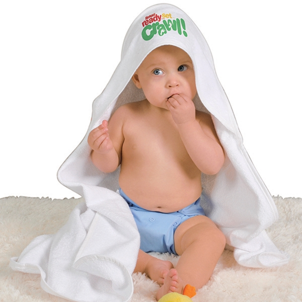 Promotional Hooded Baby Towel