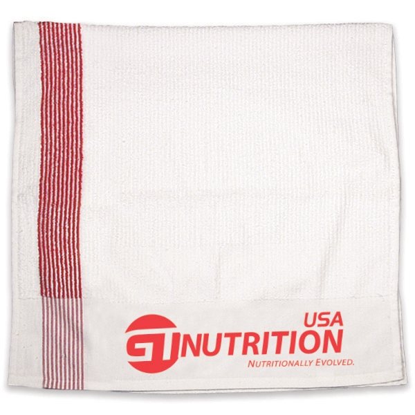 "Promotional 22"" x 44"" Super Gym Towel"