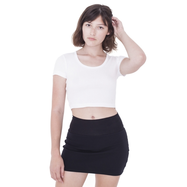 Custom Interlock Mini Skirt