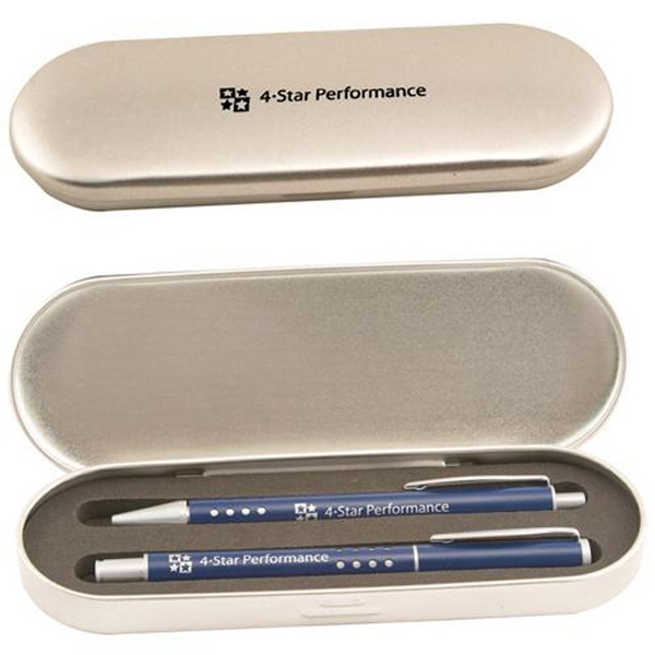 Personalized Techna executive pen set