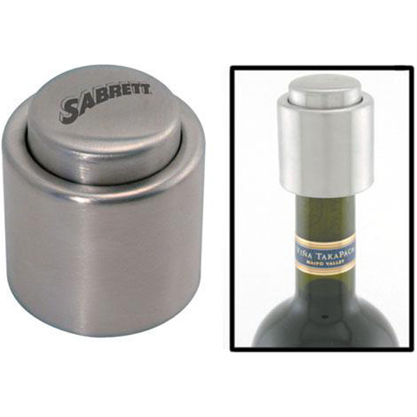 Promotional Stainless steel wine stopper
