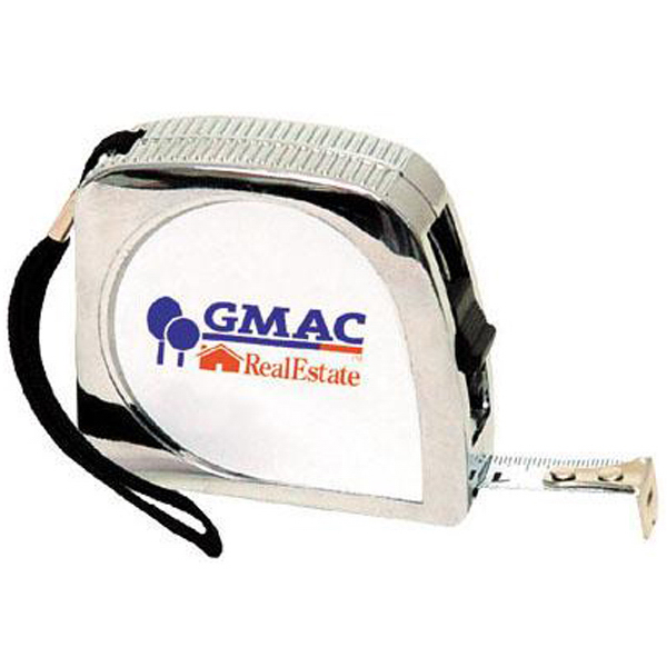 Promotional 6' Tape measure with lock
